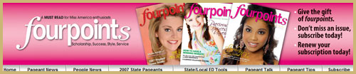 Fourpoints Magazine Eyelash Extension News