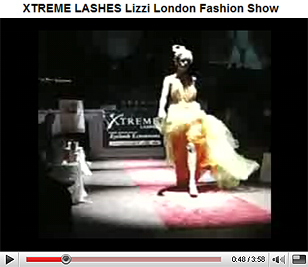 Watch Lizzi London and Xtreme Lashes