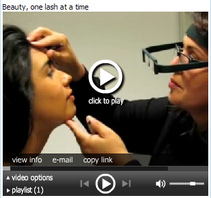 Watch Xtreme Lashes in the Miami Herald