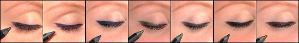 GlideLiner Eyeliner Colors
