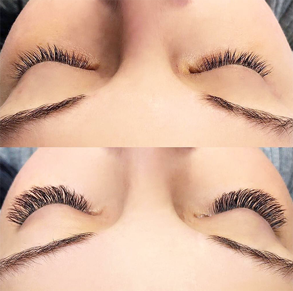 what to expect eyelash extensions