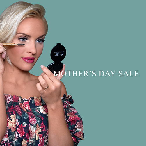 Eyelash Extensions Mother's Day Sale