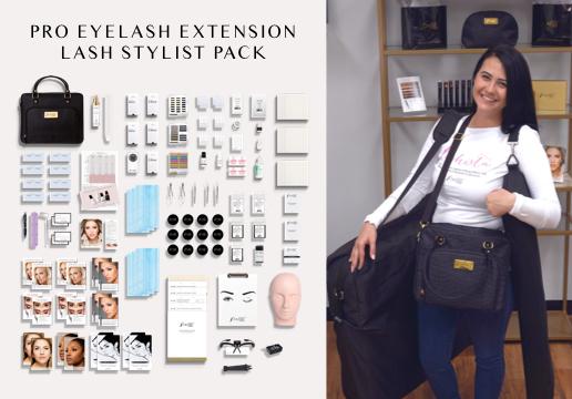 Pro Eyelash Extension Lash Stylist Pack