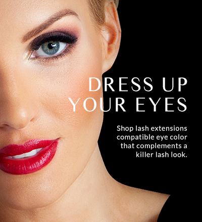 lash extensions safe cosmetics
