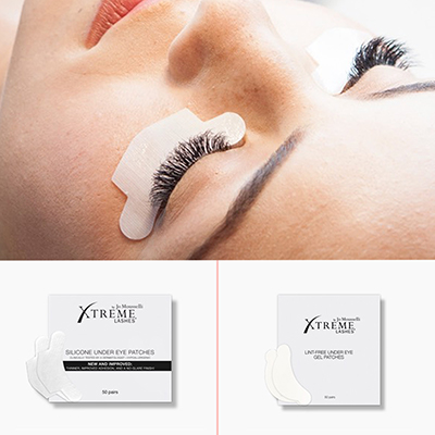 Xtreme Lashes under eye patches