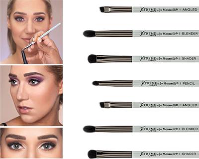 Xtreme lashes eye brushes