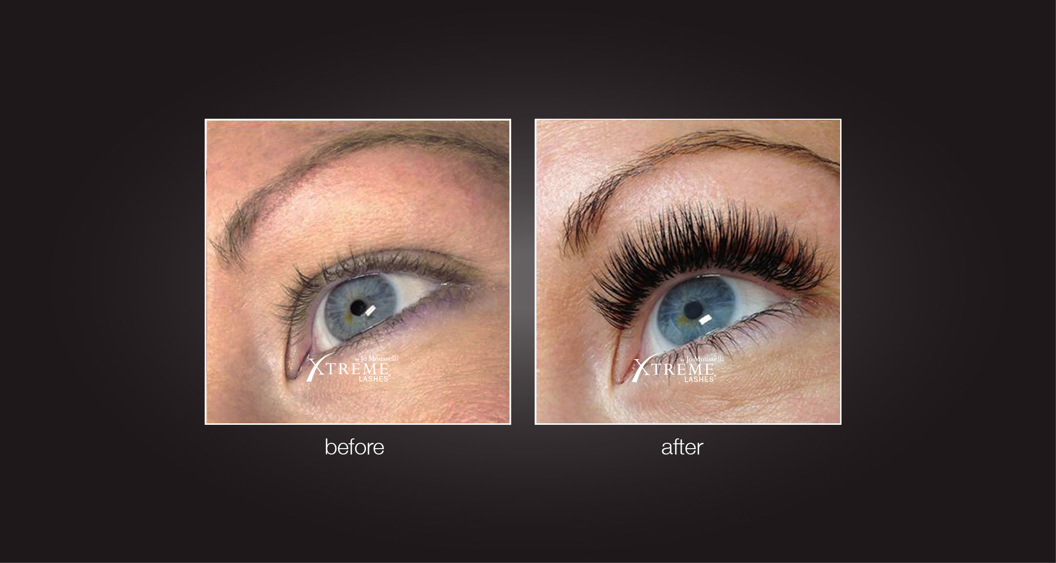 Eyelash Extensions Before After Natural 01