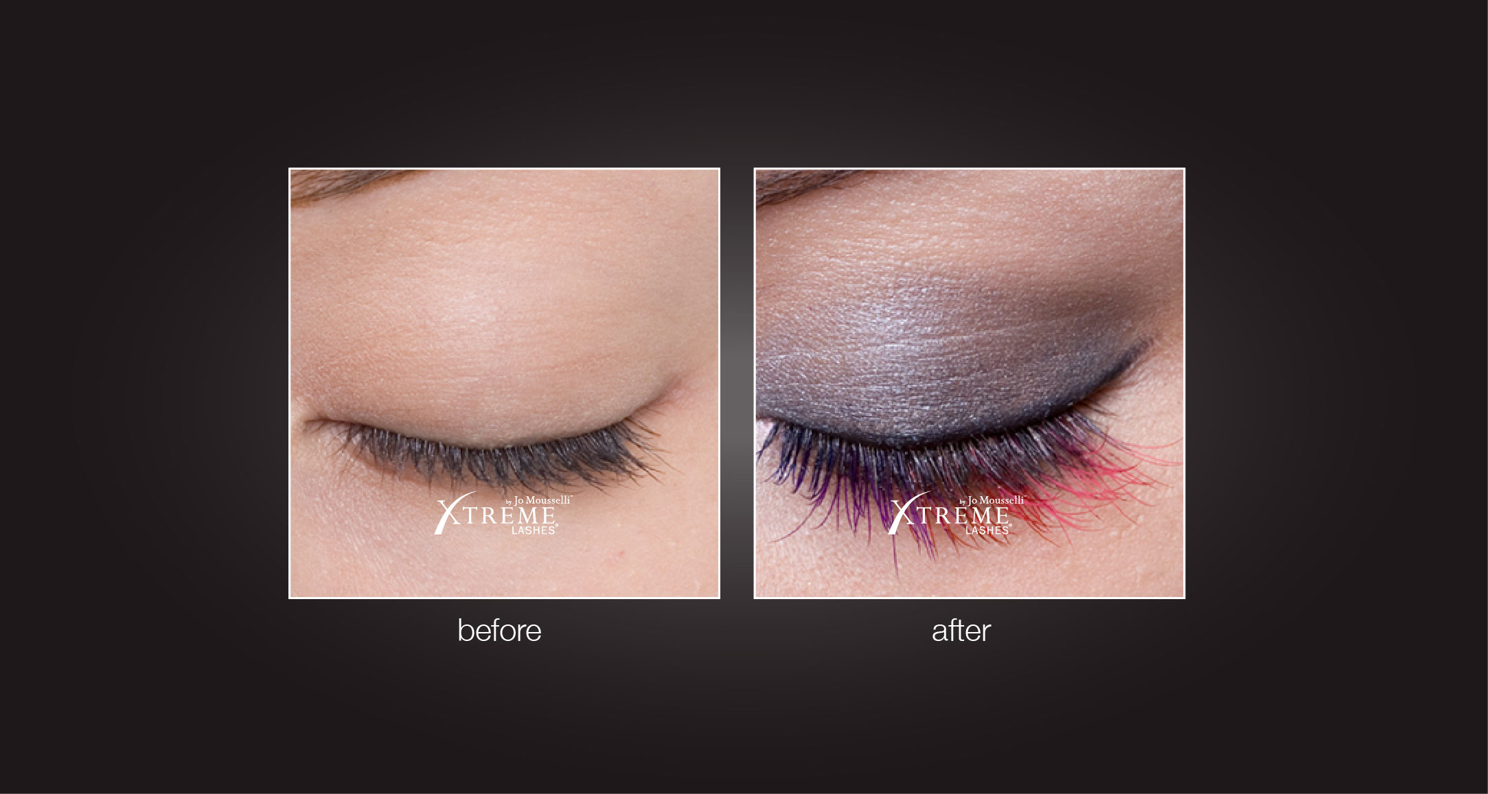 Eyelash Extensions Before After Xtreme 11