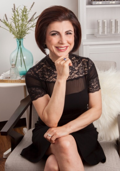 Jo Mousselli, CEO & Co-Founder of Xtreme Lashes