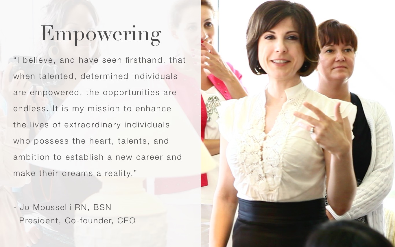 b1b08f6dc4c Xtreme Lashes is led by Cofounder, CEO, and President, Jo Mousselli.