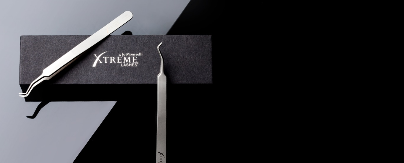 Shop the best eyelash extension tweezers from Xtreme Lashes