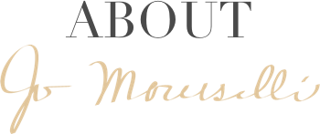 About Jo Mousselli, the Co-Founder, President, and CEO of Xtreme Lashes by Jo Mousselli.