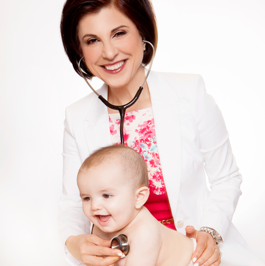 Jo Mousselli's background as a Pediatric Nurse is found at the core of Xtreme Lashes.