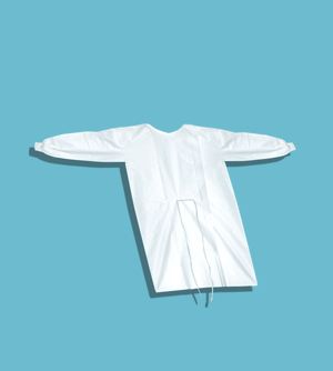 disposable lash stylist gown