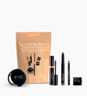 color cosmetics kit