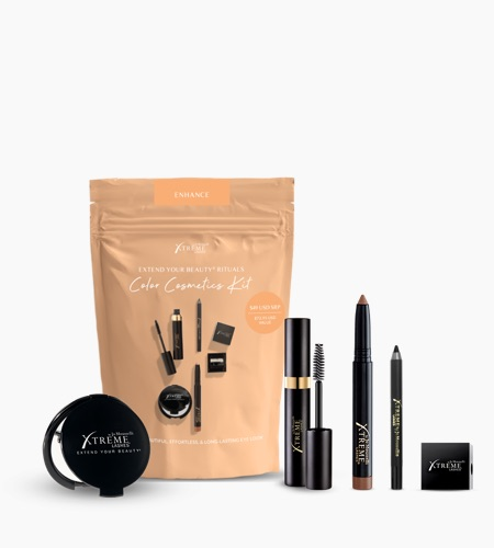 Extend Your Beauty Rituals - Color Cosmetics Kit