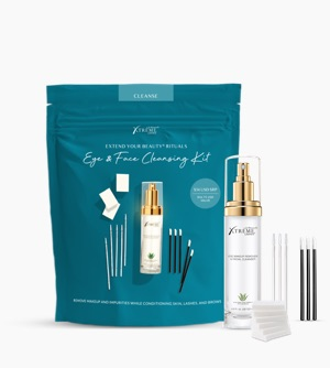 eye and face cleansing kit