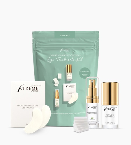 Extend Your Beauty Rituals - Eye Treatments Kit