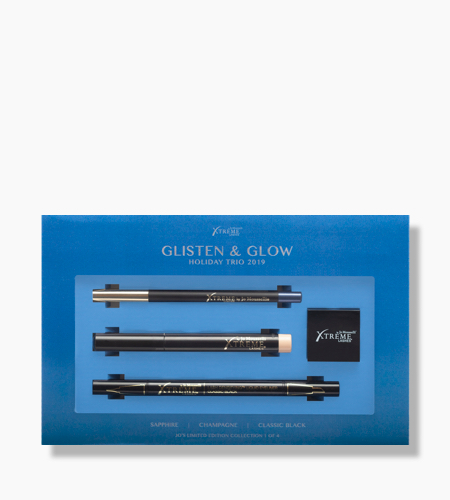 Glisten & Glow Holiday Trio: Jo's Limited Edition Collection 1 of 4