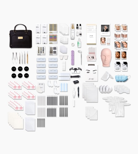 Pro Eyelash Extension Lash Stylist Pack