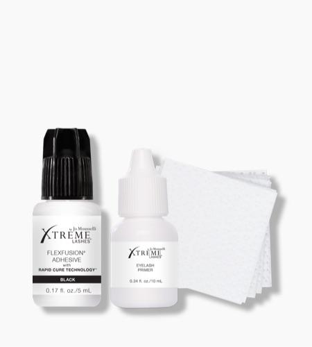FlexFusion® with Rapid Cure Technology® (Black) & Eyelash Primer Set