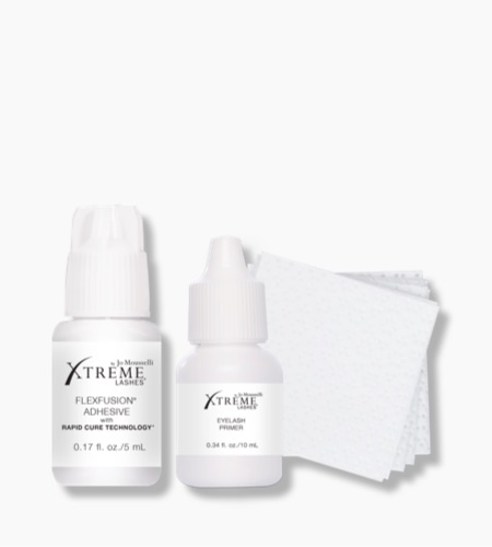 FlexFusion® with Rapid Cure Technology® (Purple) & Eyelash Primer Set