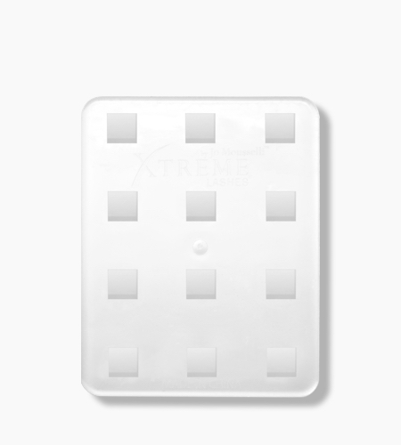 Square Well Adhesive Trays (4 Pack)