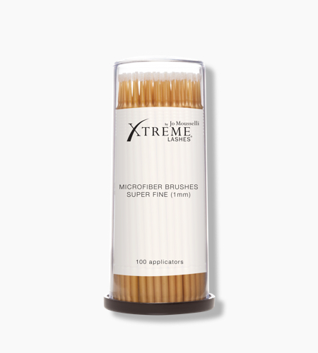 Microfiber Brushes: Super Fine (100 pack)