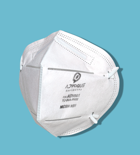 Disposable N95 Respirator (10 pack)
