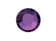 Amethyst Flat Back 1.9mm stone
