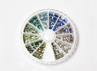 Cool Lash Crystal Wheel