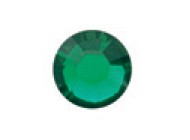 Emerald Flat Back 1.9mm stone