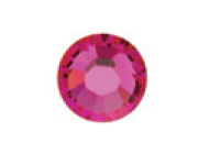 Fuchsia Flat Back 1.9mm stone