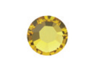 Light Topaz Flat Back 1.9mm stone