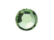 Peridot Flat Back 1.9mm stone