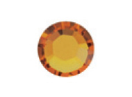 Topaz Flat Back 1.9mm stone
