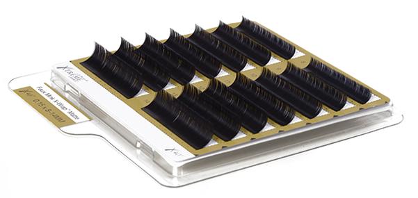 Faux Mink X-Wrap® Gloss Black X35®: 0.15 mm diameter | 9 mm length