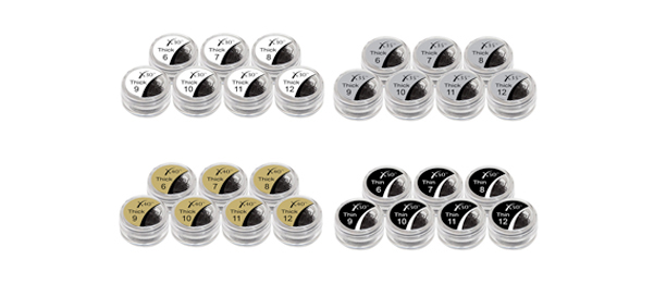 Lash Canisters by Xtreme Lashes