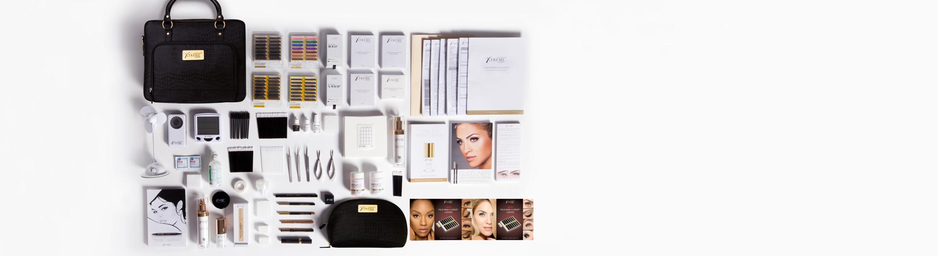 Explore Our Eyelash Extension Kit Xtreme Lashes