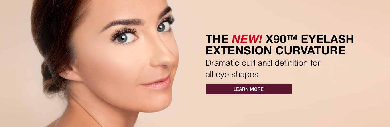 Shop X90 Eyelash Extensions