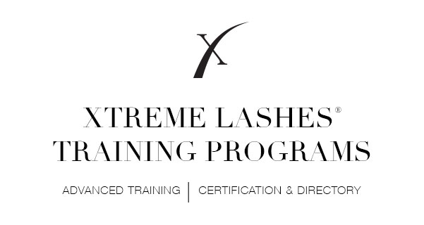 Xtreme Lashes Training Programs. Advanced Training and Eyelash Extension Certification